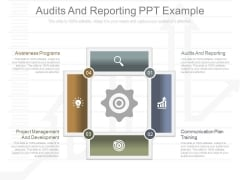 Audits And Reporting Ppt Example