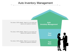 Auto Inventory Management Ppt PowerPoint Presentation Show Shapes Cpb