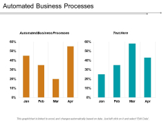 Automated Business Processes Ppt PowerPoint Presentation Infographics Images Cpb