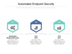 Automated Endpoint Security Ppt PowerPoint Presentation Ideas Slide Cpb