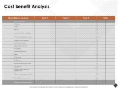Automation Techniques And Solutions For Business Cost Benefit Analysis Ppt Styles Example Topics PDF