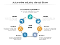 Automotive Industry Market Share Ppt PowerPoint Presentation Infographic Template Samples Cpb Pdf
