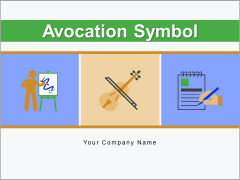 Avocation Symbol Hobby Icon Jumping Rope Ppt PowerPoint Presentation Complete Deck