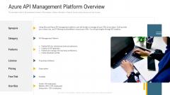 Azure API Management Platform Overview Ppt Inspiration Introduction PDF