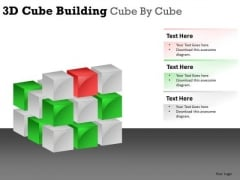 Action 3d Cube Building PowerPoint Slides And Ppt Diagram Templates