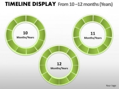 Action Timeline Display 2 PowerPoint Slides And Ppt Diagram Templates