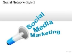 Advertising Social Network PowerPoint Slides And Ppt Diagram Templates