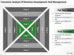 Analysis Of Business Development And Management Ppt Plan Write PowerPoint Templates