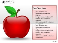 Apple Image PowerPoint Clipart Graphics