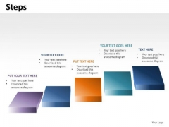 Ascending Steps PowerPoint Slides And Ppt Diagram Templates