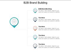 B2B Brand Building Ppt PowerPoint Presentation Slides Show Cpb