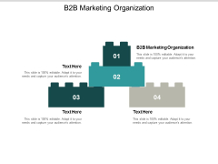 B2B Marketing Organization Ppt PowerPoint Presentation Outline Icons Cpb