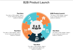 B2B Product Launch Ppt PowerPoint Presentation Styles Layout Ideas Cpb