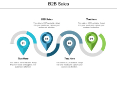 B2B Sales Ppt PowerPoint Presentation Gallery Guidelines Cpb