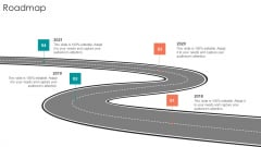 B2B Sales Procedure Counselling Roadmap Ppt Show Layout PDF