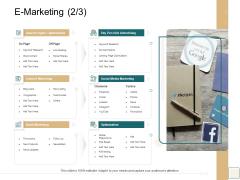 B2B Trade Management E Marketing Optimization Ppt Model PDF
