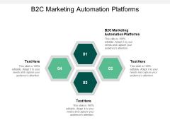 B2C Marketing Automation Platforms Ppt PowerPoint Presentation Professional Visual Aids Cpb