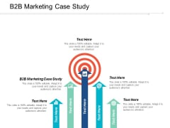 B2b Marketing Case Study Ppt Powerpoint Presentation Portfolio Example File Cpb