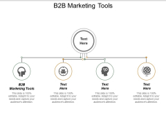 B2b Marketing Tools Ppt PowerPoint Presentation Summary Design Inspiration Cpb