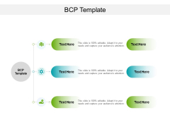 BCP Template Ppt PowerPoint Presentation Infographic Template Aids Cpb