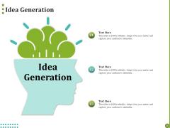 BPO For Managing Enterprise Financial Transactions Idea Generation Pictures PDF