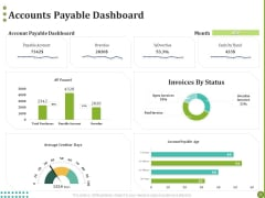 BPO Managing Enterprise Financial Transactions Accounts Payable Dashboard Demonstration PDF