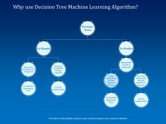 Back Propagation Program AI Why Use Decision Tree Machine Learning Algorithm Slides PDF