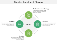 Backtest Investment Strategy Ppt PowerPoint Presentation Professional Elements Cpb Pdf