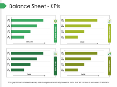 Balance Sheet Kpis Ppt PowerPoint Presentation File Picture