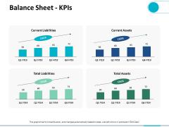 Balance Sheet Kpis Ppt PowerPoint Presentation Summary Gridlines