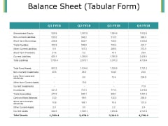 Balance Sheet Ppt PowerPoint Presentation Infographics Icon