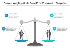 Balance Weighing Scale Powerpoint Presentation Templates Ppt Powerpoint Presentation Inspiration