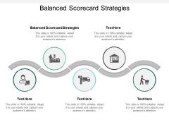 Balanced Scorecard Strategies Ppt PowerPoint Presentation Infographics Slideshow Cpb