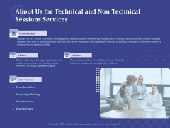Balancing Skill Development About Us For Technical And Non Technical Sessions Services Rules PDF