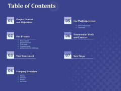 Balancing Technical And Non Technical Skill Development Table Of Contents Diagrams PDF