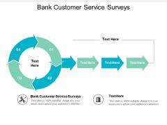 Bank Customer Service Surveys Ppt PowerPoint Presentation Slides File Formats Cpb