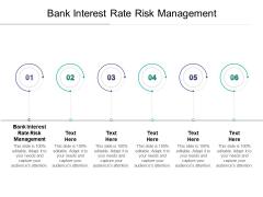 Bank Interest Rate Risk Management Ppt PowerPoint Presentation Ideas Slide Cpb