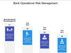 Bank Operational Risk Management Ppt PowerPoint Presentation Layouts Topics Cpb