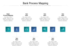 Bank Process Mapping Ppt PowerPoint Presentation Icon Images Cpb Pdf