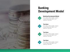 Banking Development Model Ppt PowerPoint Presentation Styles Icon Cpb Pdf