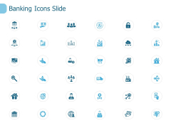Banking Icons Slide Ppt PowerPoint Presentation Ideas Maker