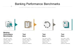 Banking Performance Benchmarks Ppt PowerPoint Presentation Background Designs Cpb
