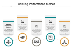 Banking Performance Metrics Ppt PowerPoint Presentation Slides Design Templates Cpb