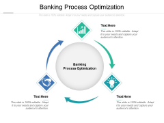 Banking Process Optimization Ppt PowerPoint Presentation Model Slide Portrait Cpb Pdf