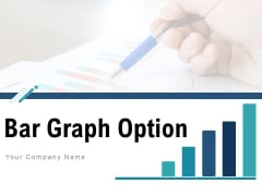 Bar Graph Option Market Diversification Strategy Ppt PowerPoint Presentation Complete Deck