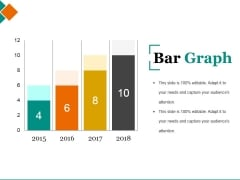 Bar Graph Ppt PowerPoint Presentation File Demonstration