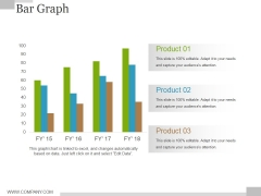 Bar Graph Ppt PowerPoint Presentation File Graphics Template