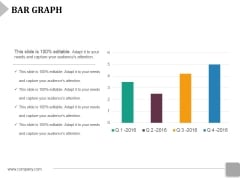 Bar Graph Ppt PowerPoint Presentation File Skills
