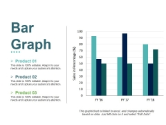 Bar Graph Ppt PowerPoint Presentation File Slides