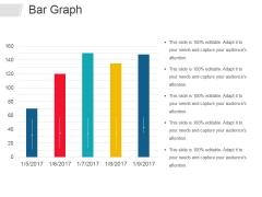 Bar Graph Ppt PowerPoint Presentation Infographics Graphics Design